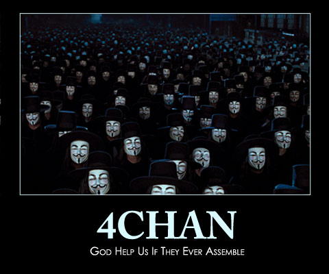 4chan God Help Us If They Ever Assemble