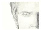 Elijah Wood Portrait