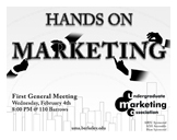 UMA First General Meeting Flier