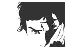 Ian Somerhalder B&W Vexel