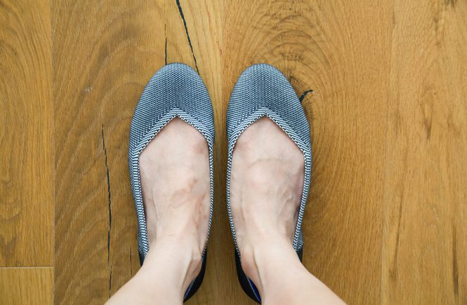 Rothys vs Tieks Review
