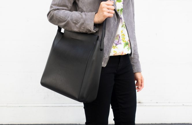 Everlane Form Bag - How to Wear