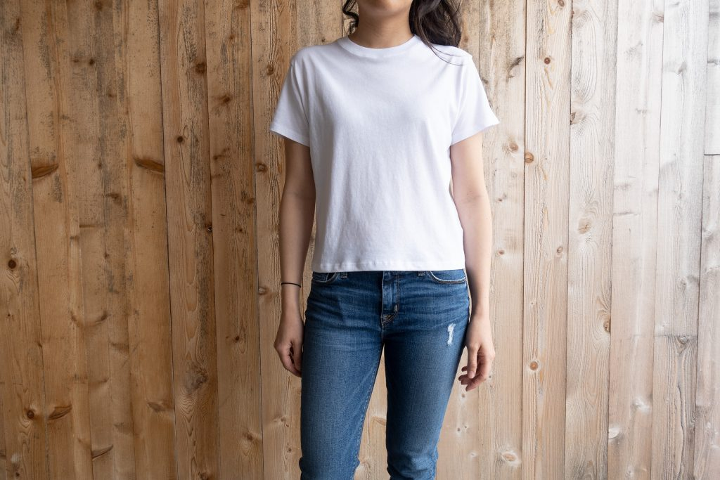 Mott & Bow Noble Box Tee