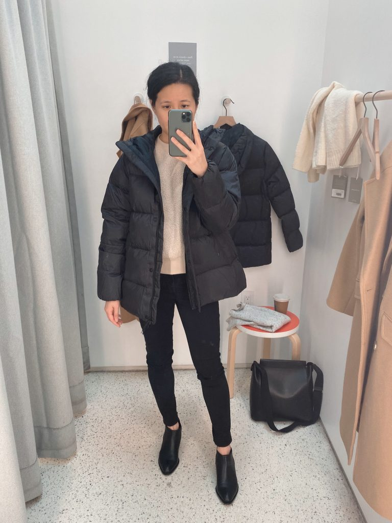Everlane Puffy Puff Size Small