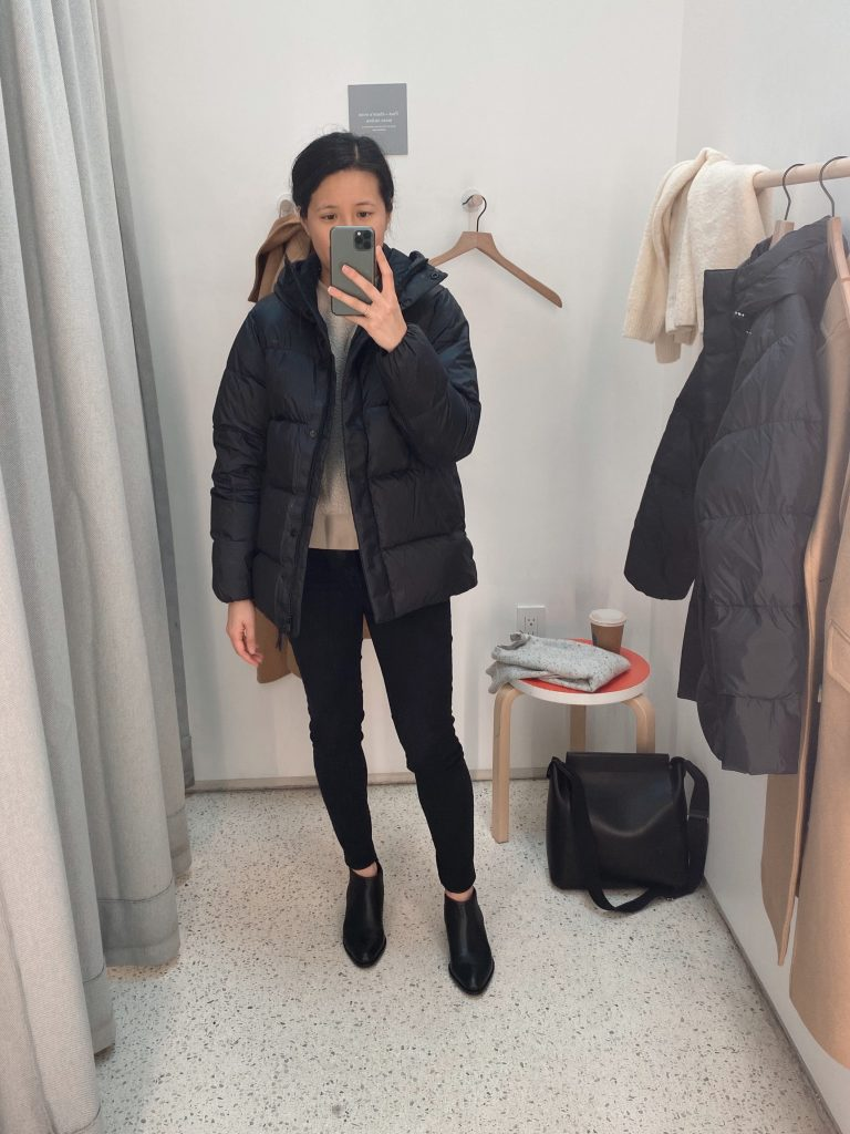 Everlane Re:Down Puffy Puff Size X-Small