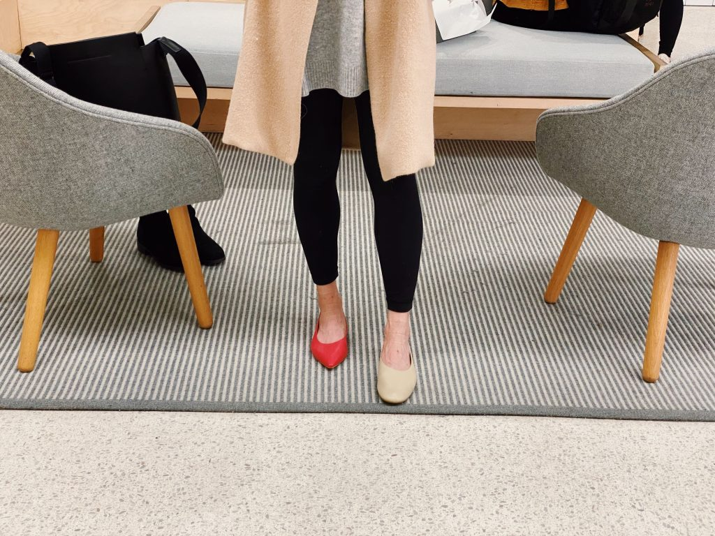 Everlane 40 Hour Flat Comparison