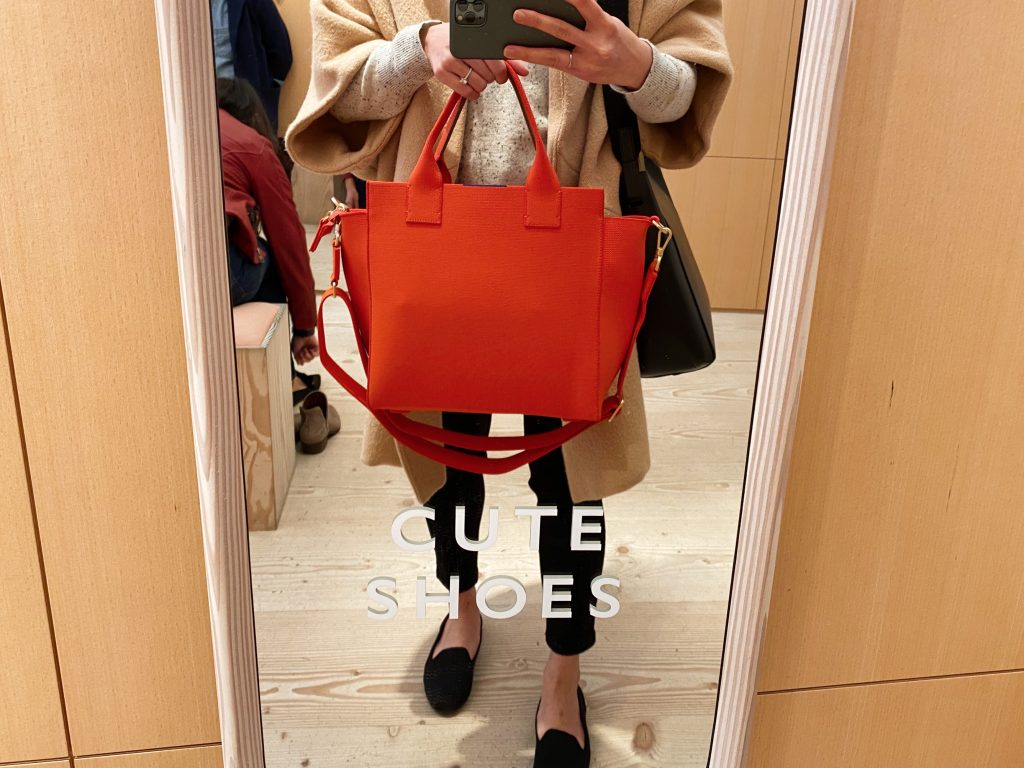 Rothy's Handbag Review