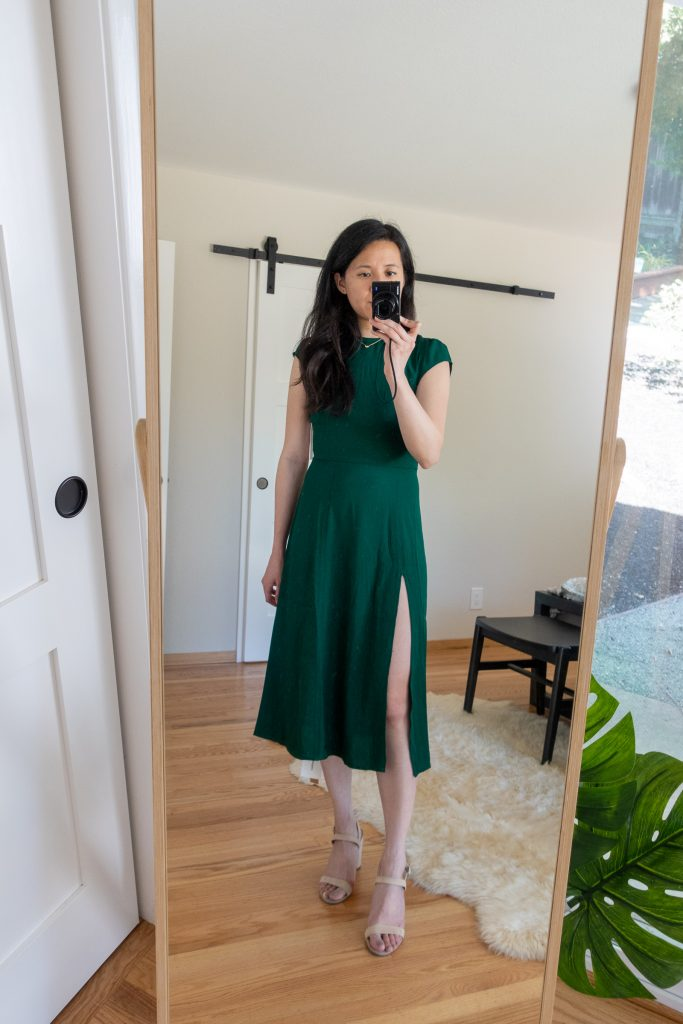 Reformation Petites Sizing Review