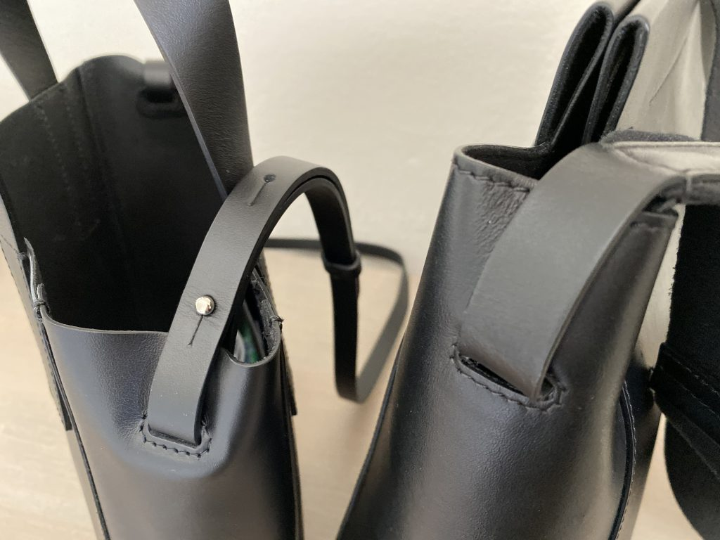 Everlane Form and Day Tote Mini