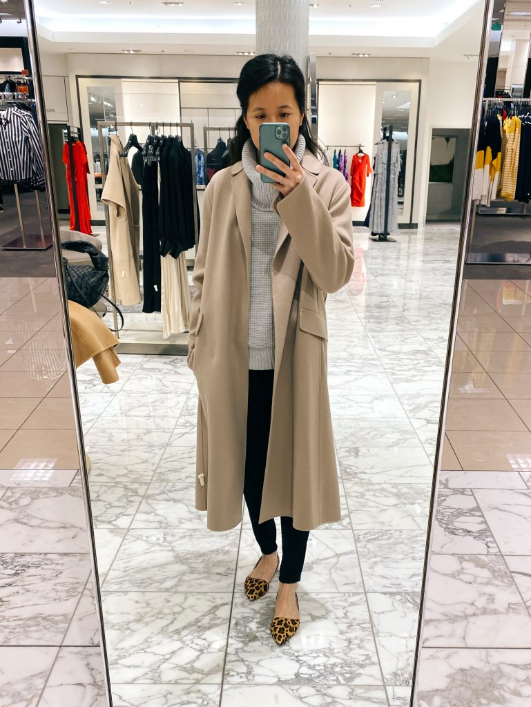 'S Max Mara Polly Coat