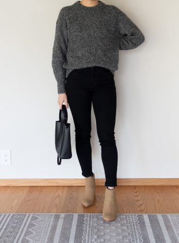 Everlane Authentic Stretch Skinny Jeans Review