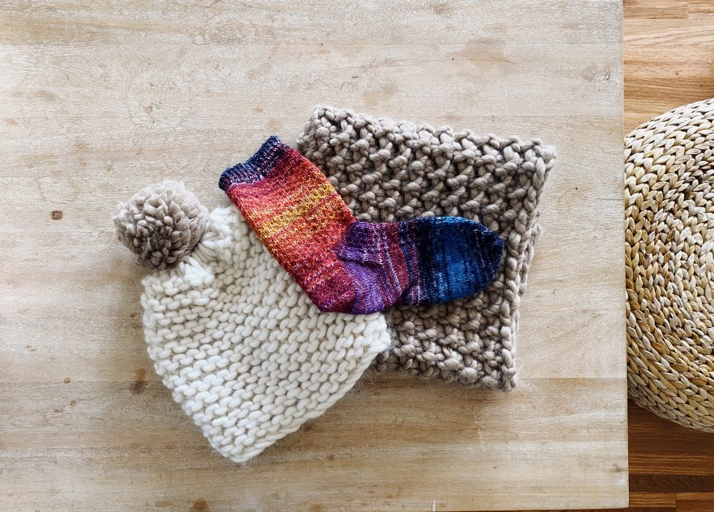 beginner knitting tips and resources