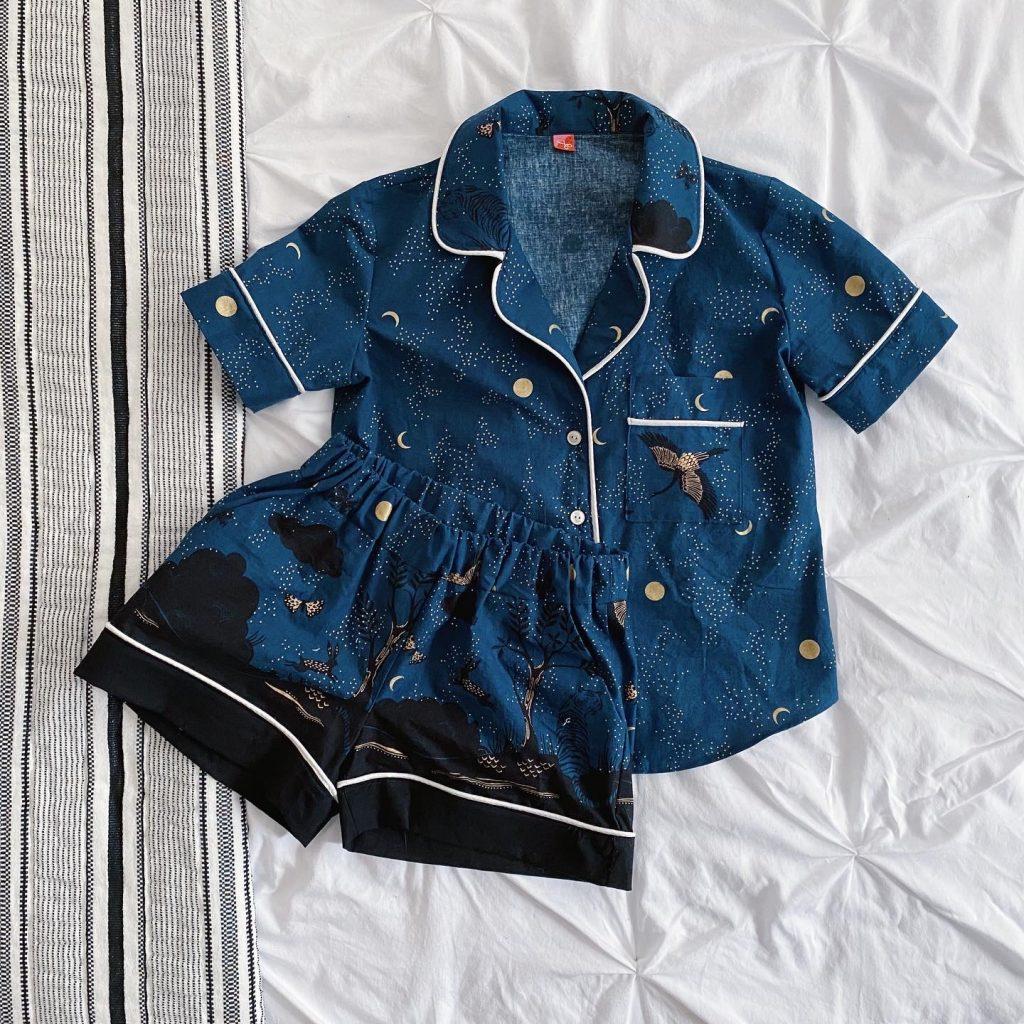 Closet Core Carolyn Pajamas Pattern Review