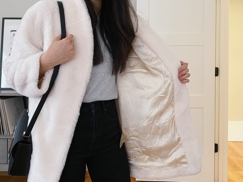 Curated Teddy Jacket Review