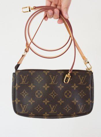 Crossbody Strap for Louis Vuitton Pochette Accessoires
