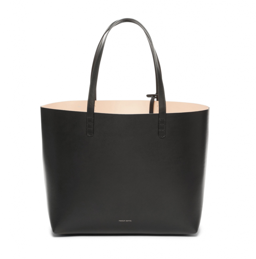 Saint Laurent Shopper Dupe: Mansur Gavriel