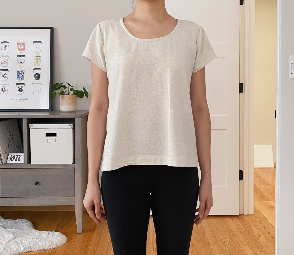 Scout Tee Pattern Review