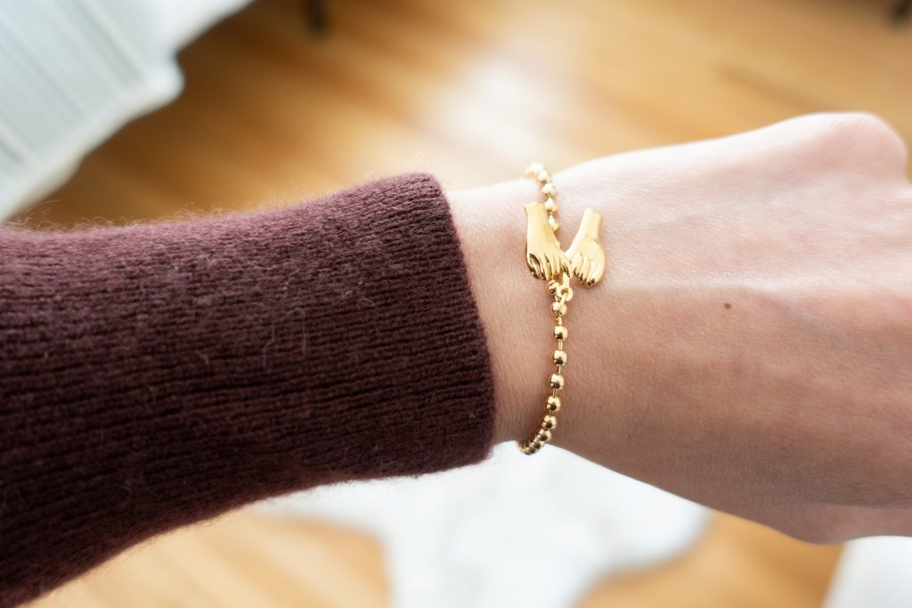 Rellery Pinky Promise Bracelet Review