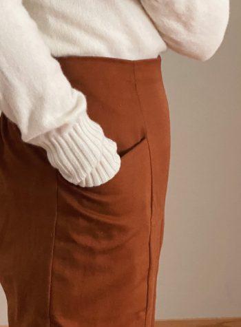 Pietra Pants Pattern Review