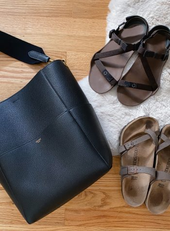 How to Style Dad Sandals and Sport Sandals