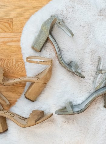 Ankle Strap Sandals for Weddings