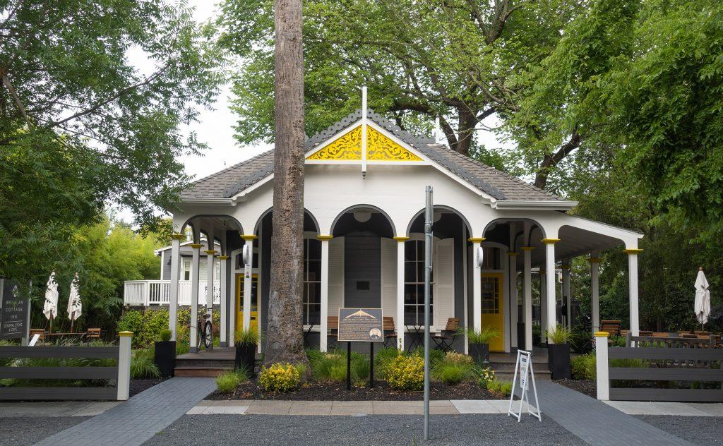 Brannan Cottage Inn Calistoga
