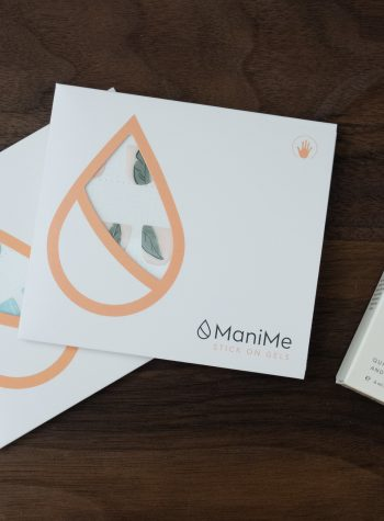 ManiMe Nail Gel Stickers Review